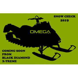 2019 BDX PROLITE OMEGA SNOWMOBILES