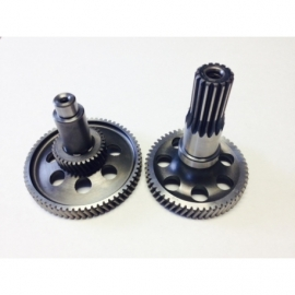 REVERSE MODEL DIAMOND DRIVE GEARS