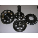 HIGH TORQUE GEARS AND COMPONENTS