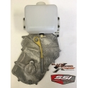 PRO LITE OIL TANK KIT WITH LIGHTWEIGHT CHAINCASE COVER