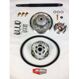 2018 CLUTCH UPDATE KIT WITH LIGHTWEIGT JACKSHAFT AND CLUTCH KIT
