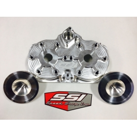 800 AXYS MOUNTAIN SERIES PRO-COOL BILLET HEAD