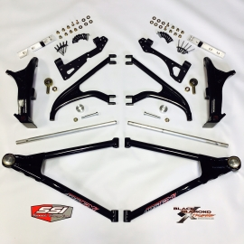 "PRO-LITE FORGED 36"" FRONT END WITH HIGH CLEARANCE LOWER A-ARMS 2012-2015 MODELS"