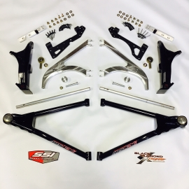 "PRO-LITE FORGED 36"" FRONT END WITH ARCHED LOWER A-ARMS 2012-2015 MODELS"