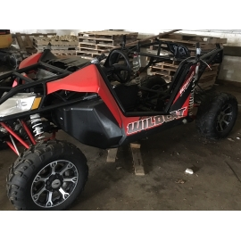 2013 WILDCAT 1000 ROLLING CHASSIS