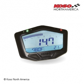 X-2 Boost Gauge with Wideband Air/fuel Ratio & Temperature
