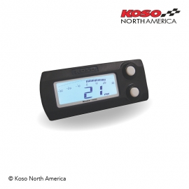 X1 BOOST GAUGE   KOSO