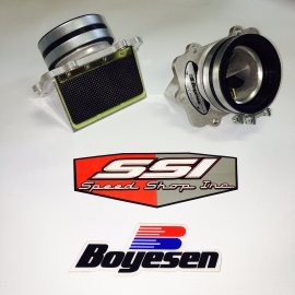 55MM ARCTIC CAT 8000DSI BOYESEN RAGE CAGES FOR 55MM THROTTLE BODIES