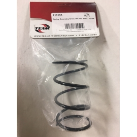SECONDARY CLUTCH SPRING 160-240 BLACK PURPLE, SNOW