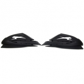 ARCTIC CAT HAND GUARDS - BLACK