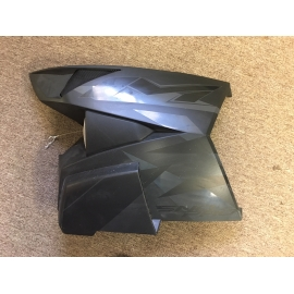 BLACK LEFT SIDE PANEL, M8000