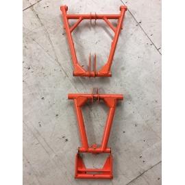 Orange ProClimb Rear Suspension Arms 2012-2015