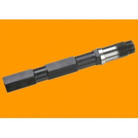 BDX Light Weight Track Shaft ZR (diamond drive)