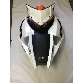 2018 ARCTIC CAT ORANGE SNOPRO ASCENDER HOOD