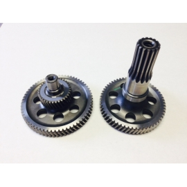 Xtreme Lite Weight Gear Set 57/63 (2.48 Ratio)