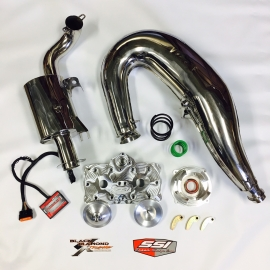 STAGE 3 AXYS 800 MOUNTAIN PERFORMER KIT, STAINLESS STEEL
