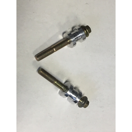 """SHOCK MOUNTING KIT FOR BDX 36"""" FRONT END  with QS3 SHOCKS"""