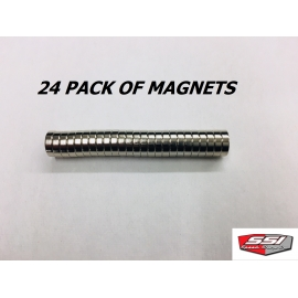 MAGNETS FOR PRO-MAG WEIGHTS 24 PACK