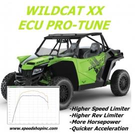 WILDCAT XX / TRACKER XTR ECU PRO TUNE