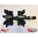 TRACKSHAFT WITH DRIVERS FOR DIAMOND DRIVE REVERSE MODELS CASE 07-11