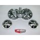 850 POLARIS BILLET HEAD KIT  SPEED SHOP INC