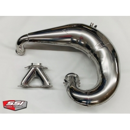 JAWS BIG BORE SHARK SINGLE PIPE ARCTIC CAT 800 2012-2017