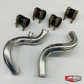 998 TURBO ALUMINUM CHARGE TUBES