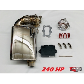 240 HORSEPOWER KIT - SIDEWINDER and SRX