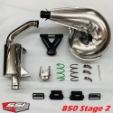 MOUNTAIN 850 STAGE 2 KIT WITH JAWS PIPE AND SSI MUFFLER