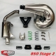 850 STAGE 2 KIT WITH JAWS PIPE AND SSI MUFFLER