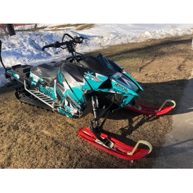 "2018 PROLITE ASCENDER 600HO XTREME 153"" WITH 3"" PADDLE"