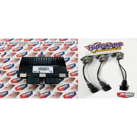 220-230 HP ECU AND INJECTOR KIT FOR 900 ACE TURBO