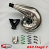 850 STAGE 1 KIT WITH JAWS PIPE  LOW ELEVATION