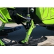 "HY-PRO BILLET SPINDLE KIT 36"" HYPER GREEN"