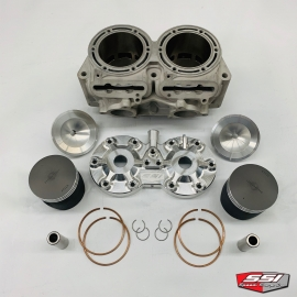PATRIOT 909 BIG BORE KIT WITH BILLET HEAD