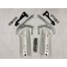 "HY-PRO 36"" FRONT SUSPENSION KIT-WHITE"