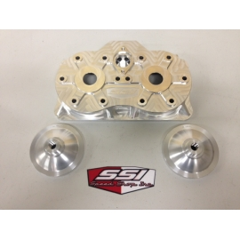 POLARIS 800 MOUTAIN SERIES PRO COOL BILLET HEAD