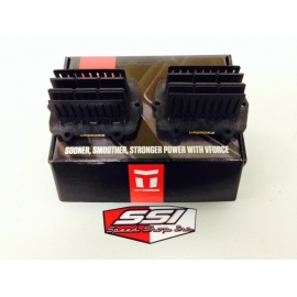 V FORCE REEDS FOR POLARIS 800/600-RUBBER COATED CAGE