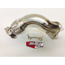 """1100 TURBO OUTLET MANIFOLD 2.5"""""""