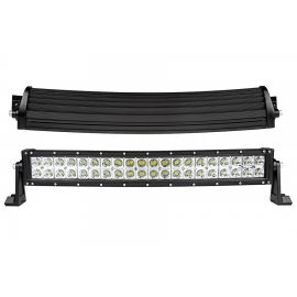 CURVED LED LIGHT BAR 22 INCH