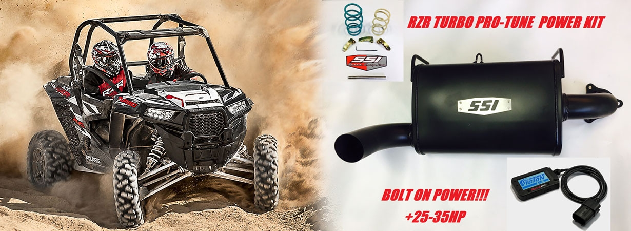 RZR Turbo Pro Tune Sale