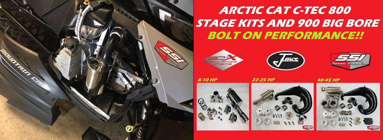 Arctic Cat Performance Kits