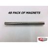 MAGNETS FOR PRO-MAG WEIGHTS 48 PACK