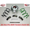 SKI-DOO G4 PROSHIFT TORSION OVERDRIVE CLUTCH KITS- BACK COUNTRY LONG TRACK LOW ELEVATION