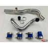 ALUMINUM CHARGE TUBES FOR 900 ACE TURBO SKI DOO FOR BOV